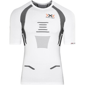X-Bionic M's The Trick Running Shirt SS White/Black